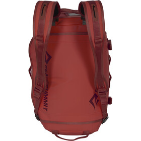 Sea to Summit Duffle Travel Luggage 45l red